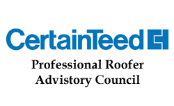 Certainteed Professional Roofer Advistory Council
