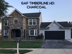 Loving GAF Timberline HD Charcoal pm