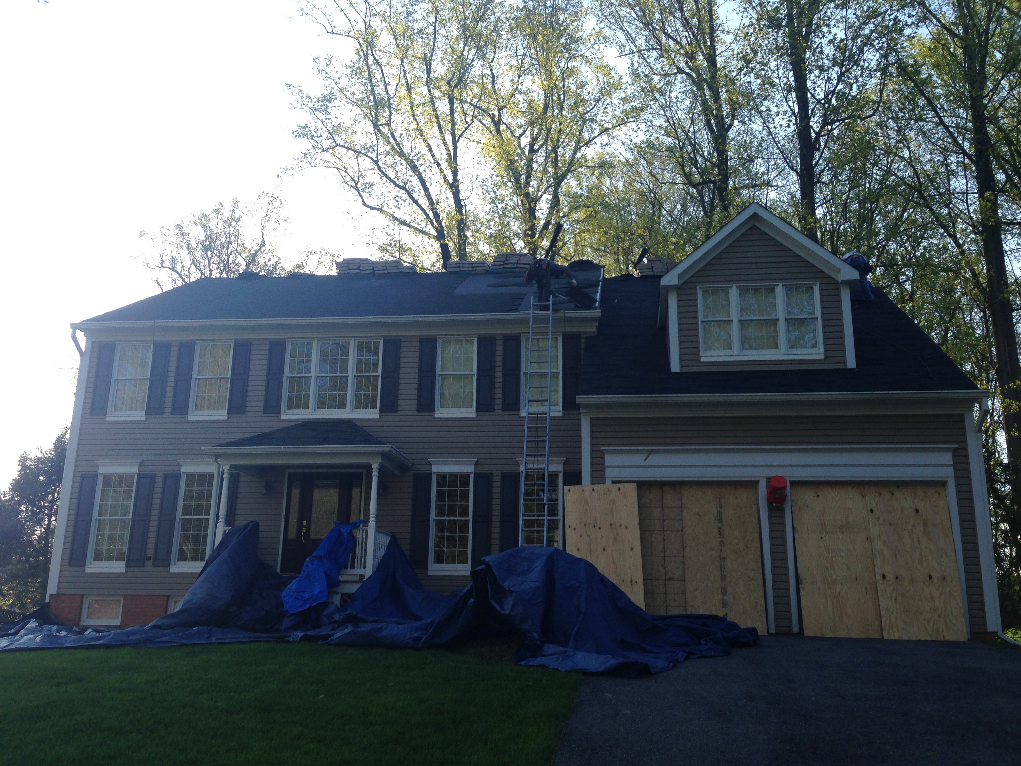 Ellicott City Roofing Companies Dwm Roofing Inc